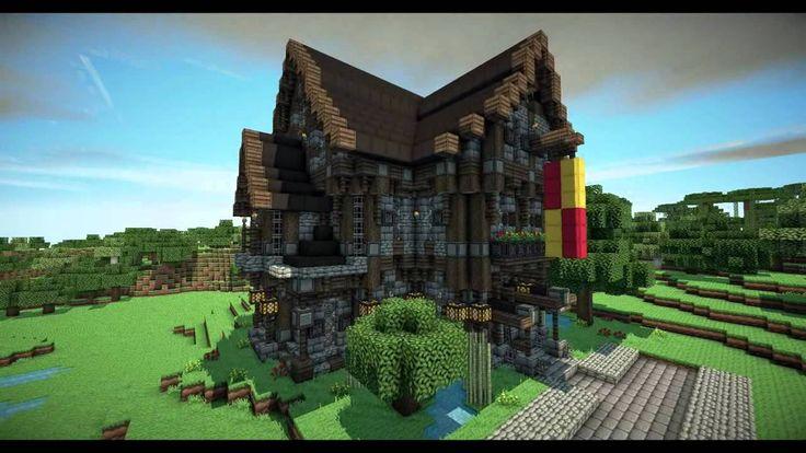 Minecraft Hauser Leicht Nachbauen Alles über Wohndesign Und Möbelideen - Minecraft hauser leicht