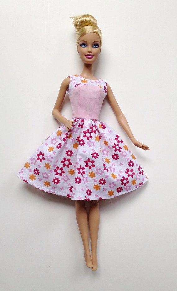 69 Best Barbie Dresses Images On Pinterest Barbie Dress Barbie Clothes And Barbie Doll