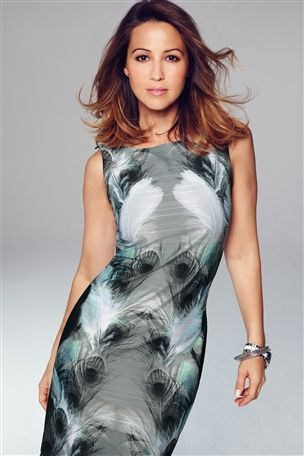 Next Spring/Summer 2013 collection featuring Rachel Stevens