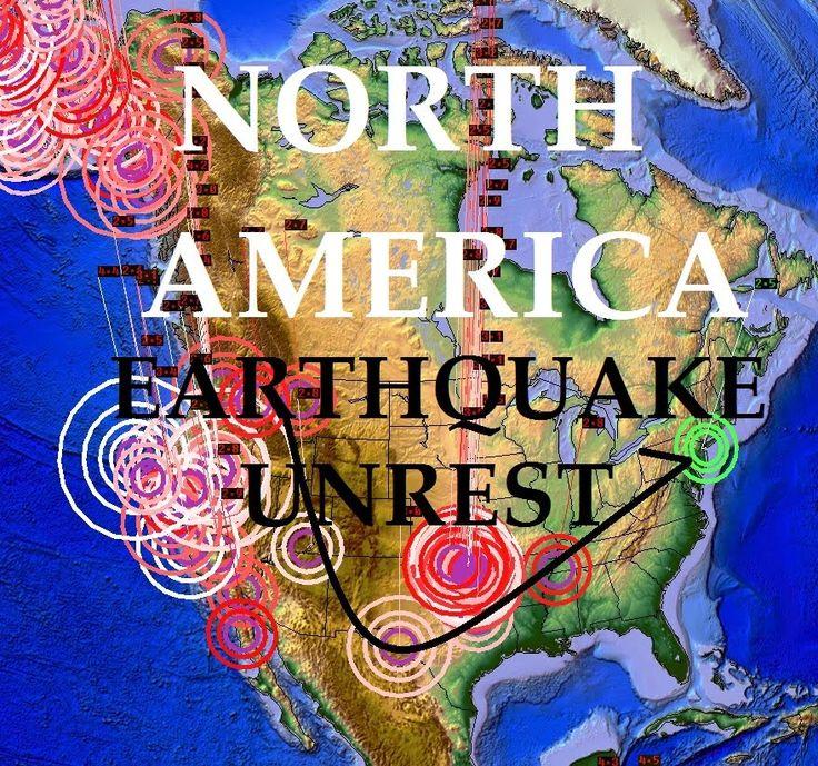 8142015 us earthquake update west coast volcanoes