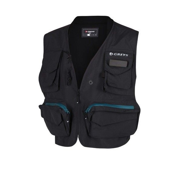 Gilet de Pêche Greys Fishing Vest - Zips étanches
