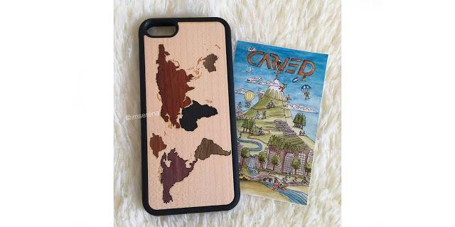 Review • Carved, Cover in Legno Per il Tuo Smartphone - I Am Serena