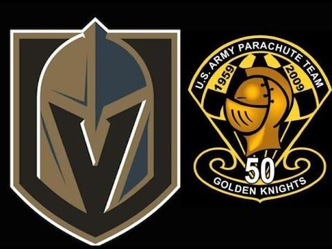 The Army Is 'Reviewing' the Las Vegas Golden Knights' Logo