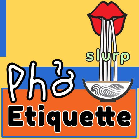 Pho Etiquette: Vietnamese pho is an easy dish to pick up and enjoy. To the casual diner, consuming pho only requires your ability to place your order, and hold chopsticks and spoon in your hands. For those ready for something more, pho etiquette is your next goal. There are specific customs to follow, while other protocols are left to individual interpretation and choice. Here's a collection of pho etiquette to help you come closer to pho and Viet culture.