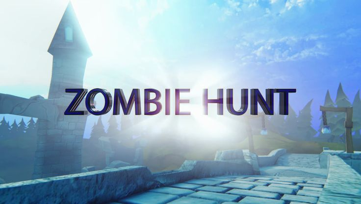 Zombie Hunt - Game for VicoVR