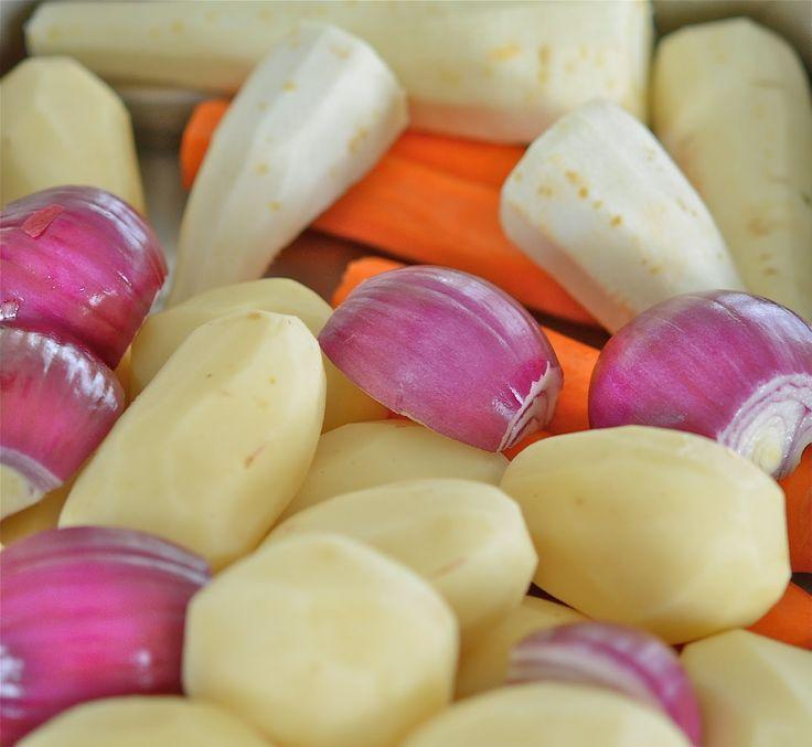 Lammelår med rotgrønnsaker & tomatmarmelade | lars spiser – oppskrifter & matglede