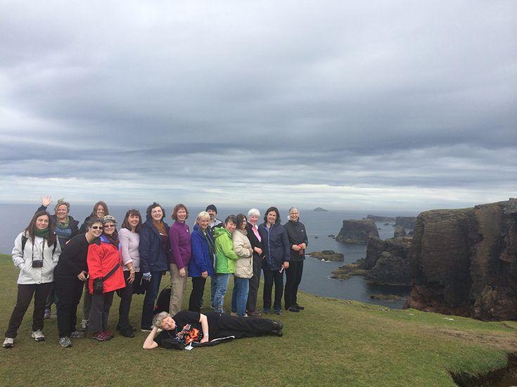 Knitting Holidays Shetland : Best shetland images on pinterest donna smith