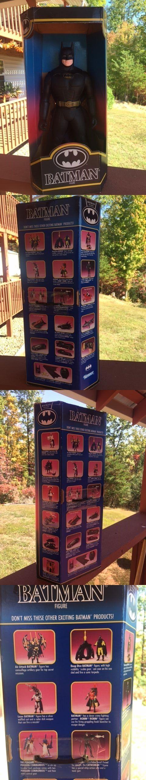 Batman 146023: 1991 Kenner Ultimate Batman Michael Keaton Batman Returns 14 Action Figure Nin -> BUY IT NOW ONLY: $62.99 on eBay!