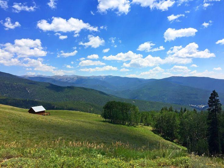 Gorgeous view on the way to Fairview Peak, Colorado