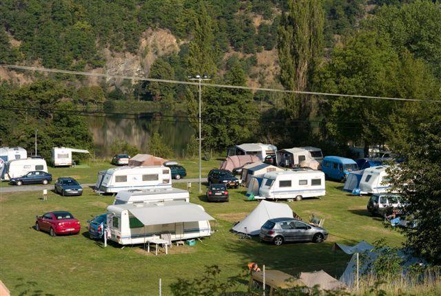 Camp Matyáš - Homepage leuke camping, half uur trein vanaf Praag