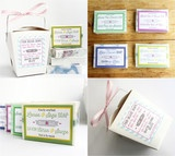 Spring Soap Gift set by Dot