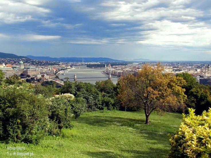 Budapeste   Rio Danúbio