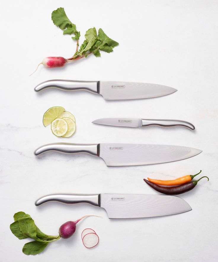 Stainless Steel Knives