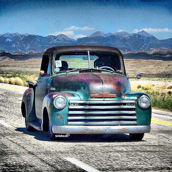 1953 Chevy Pick Up