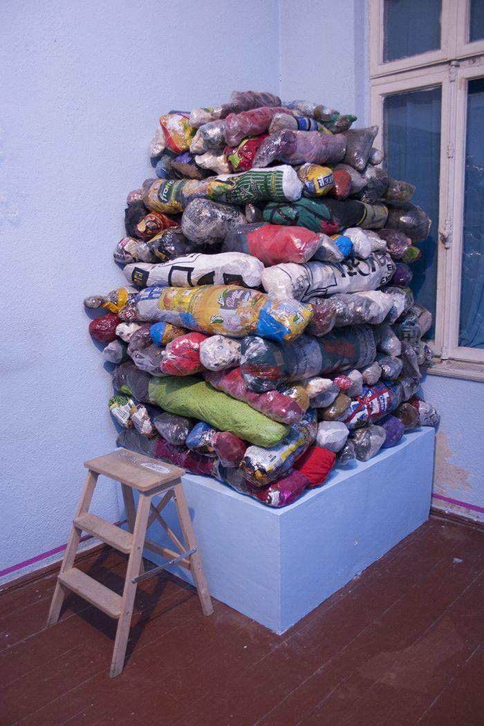 'Come and look (...)', installation 2015 @Anca Poterasu Gallery - Maia Stefana Oprea http://www.maiaoprea.ro/en/triga/zaercs/come-and-look