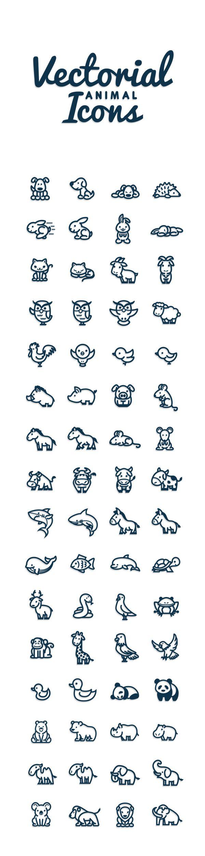 Vectorial Animals by Bodea Daniel