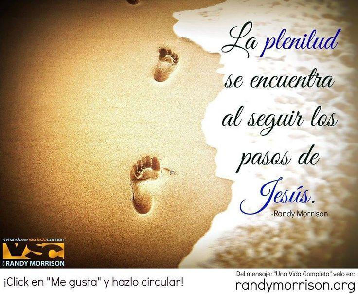Frases Guerreiros De Cristo: Seguir Las Huellas De Jesus