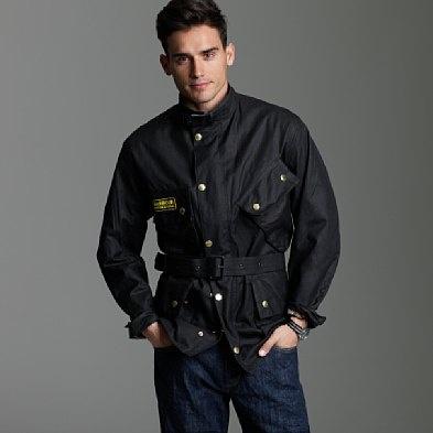 Barbour International jacket. The one Steve McQueen wore. $419