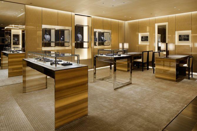 Louis Vuitton Fine Watch & Jewelry   WORKS - CURIOSITY - キュリオシティ -