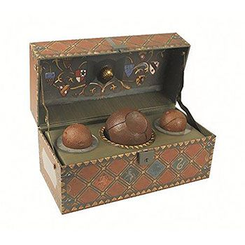 Buy Harry Potter: Collectible Quidditch Set by Running Press online from The Works. Visit now to browse our huge range of products at great prices.