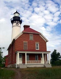 Best Michigan Lighthouses Images On Pinterest Light House - Michigan location in usa