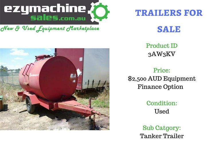 Used Custom Semi Tanker for sale