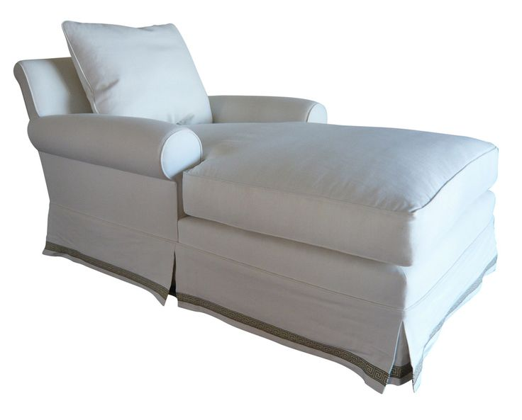 Beautiful White Chaise Lounge Chairs Cool Designs