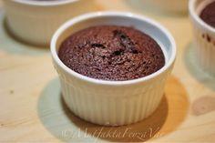 Unsuz, Şekersiz Sıcak Çikolatalı Kek ~ mutfakta Feyza var