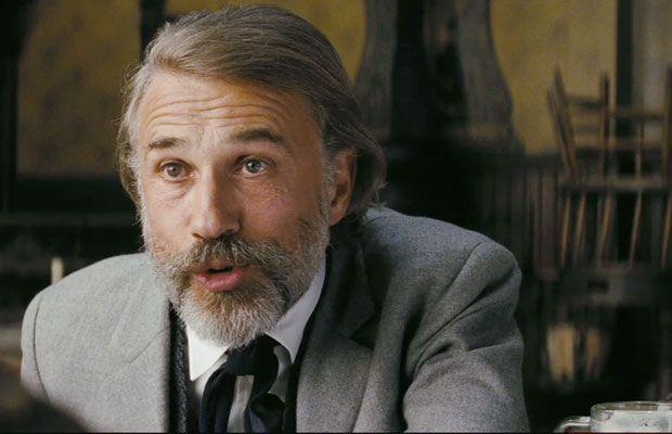 Christoph Waltz as Dr. King Schultz,