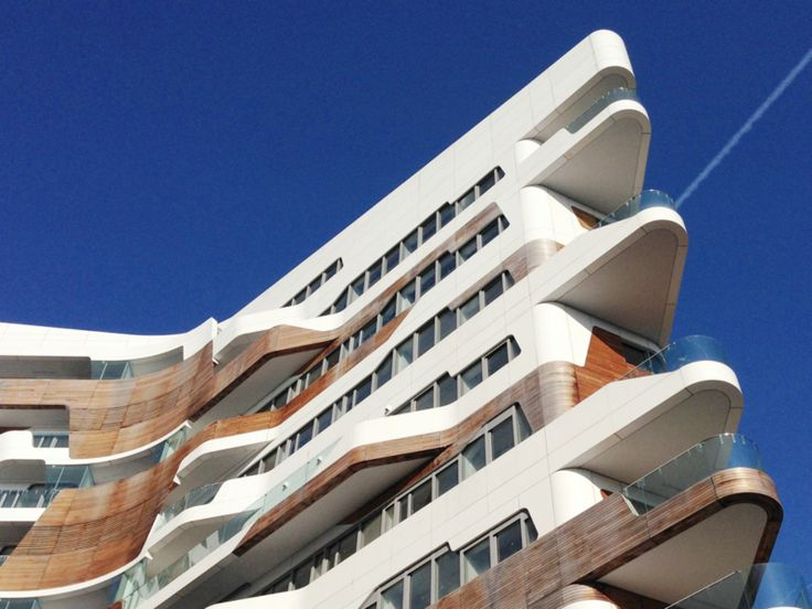 95 best zaha images on pinterest contemporary for Best architects today