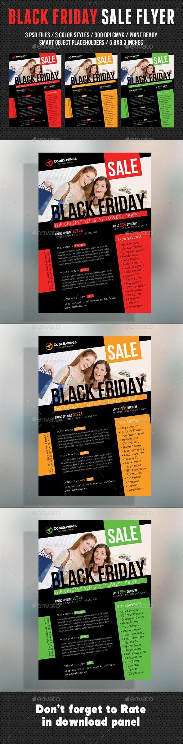 Black Friday Flyer V03