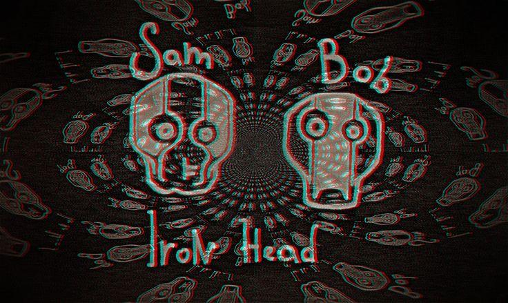 Iron Head by vanGogh37 on DeviantArt
