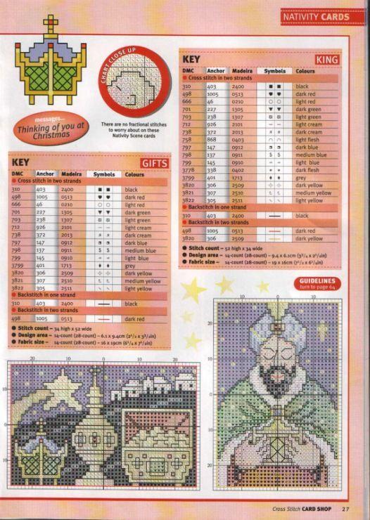Gallery.ru / Фото #25 - Cross Stitch Card Shop 26 - WhiteAngel