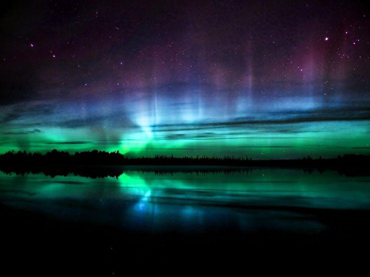szép képek sarki fény