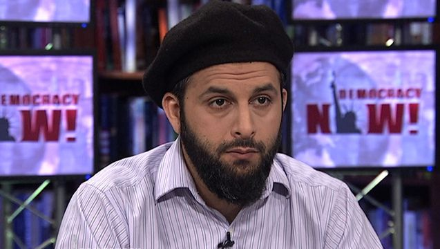 """Naveed Shinwari is one of four American Muslims who filed suit against the government this week for placing them on the U.S. """"no-fly list"""" in order to coerce them into becoming FBI informants."""