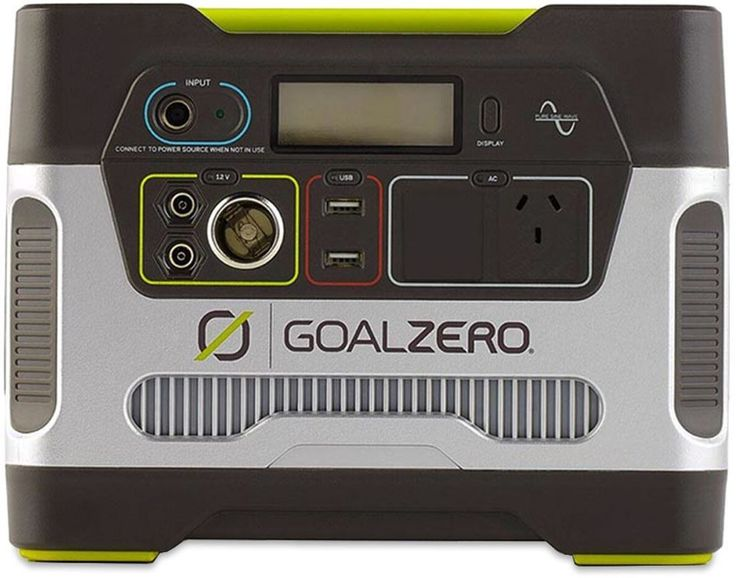 Buy the Goal Zero Yeti 400 Portable Solar & Power Station online at the LOWEST PRICE with FREE DELIVERY & SAME DAY Dispatch from Snowys Outdoors.
