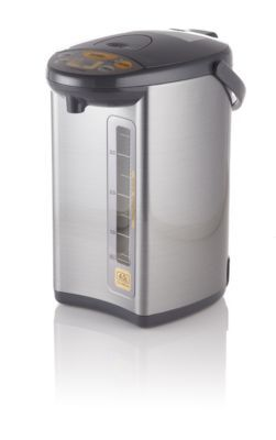 Zojirushi Gray Hot Water Dispenser- I love this! It would be so cool to be able to select my temperature for my tea instead of adding ice for cooler teas!
