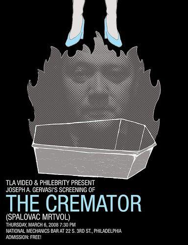 Spalovac Mrtvol/ The Cremator by- Juraj Herz (1969)