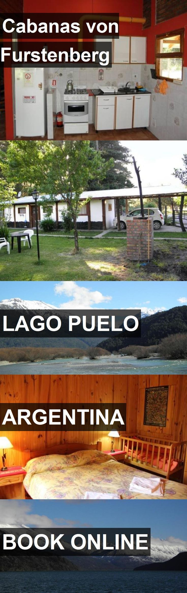 Hotel Cabanas von Furstenberg in Lago Puelo, Argentina. For more information, photos, reviews and best prices please follow the link. #Argentina #LagoPuelo #CabanasvonFurstenberg #hotel #travel #vacation