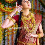 South Indian Traditional Wedding Jewellery