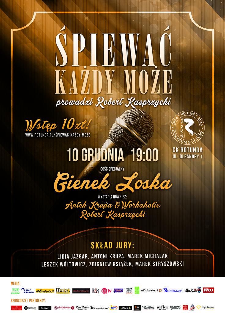"Via Otta sponsorem koncertu ""Śpiewać każdy może"". Już jutro w CK Rotunda.   https://www.facebook.com/events/1500500096881864/?fref=ts"