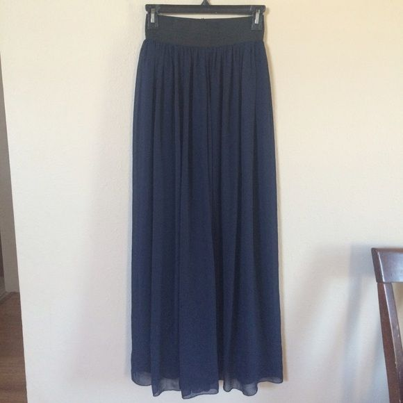 1000 ideas about sheer maxi skirt on black