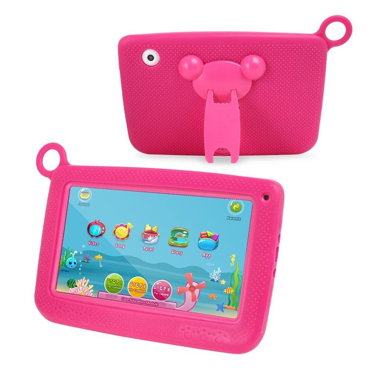 Read attributes and performance! Ogima Kid Pad 7 Inch Android Tablet Kids Tablet 7'' Quad Core with Games Dual Cameras Wi-Fi Google Play Store 1024600 HD Resolution 8GB Storage for check that the worthy to own and search place of appropriate for buy.