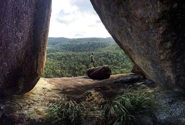 Gibraltar range NP, NSW