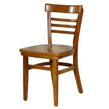 Bancos y sillas de madera, Palazzolo Silla -Importada