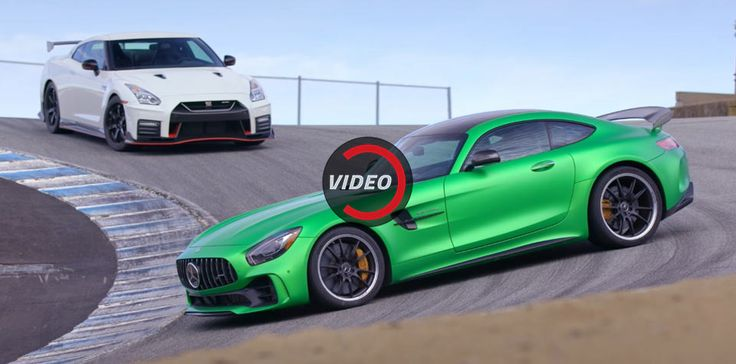 Nissan GT-R Nismo Vs. Mercedes-AMG GT R: Which Is The Best Track Car?