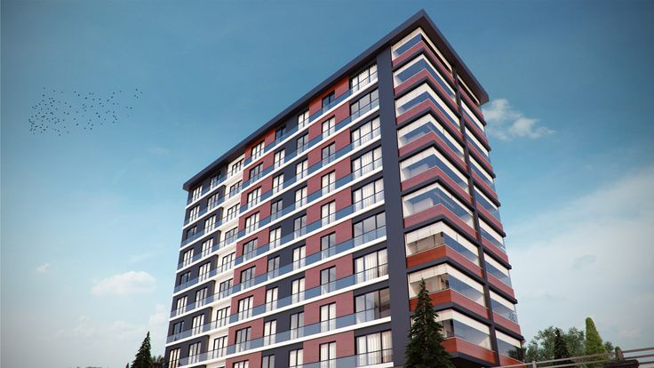 Halil Avcı, Koru Residence için hazırlamış olduğumuz 3d tasarım çalışması
