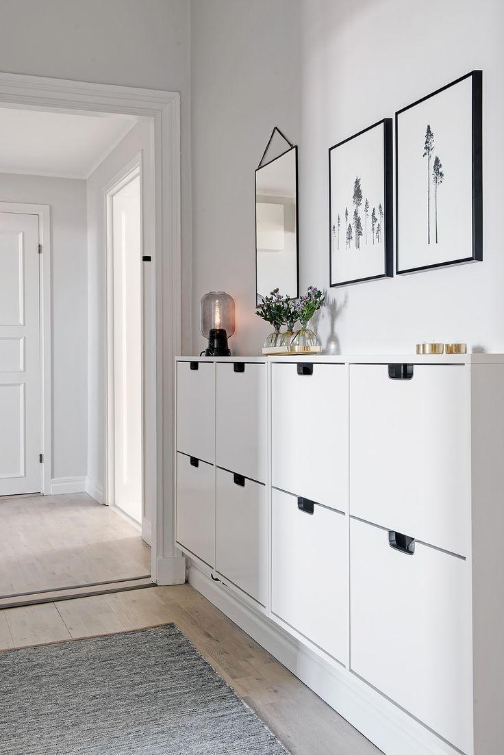 Ikea Set Schuhschrank Cabinet Couloir Ikea Shoe Set