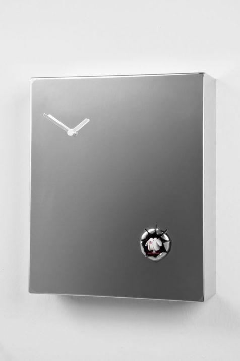 Diseño moderno de reloj de pared
