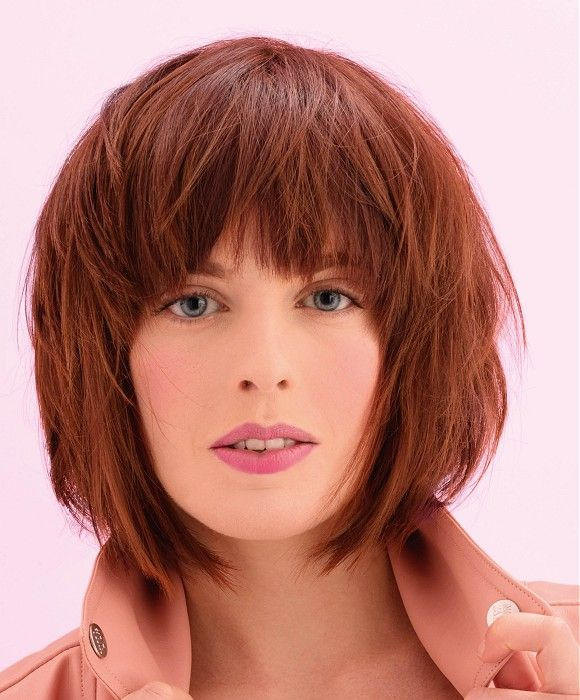 Tchip Coiffure Short Brown Hairstyles